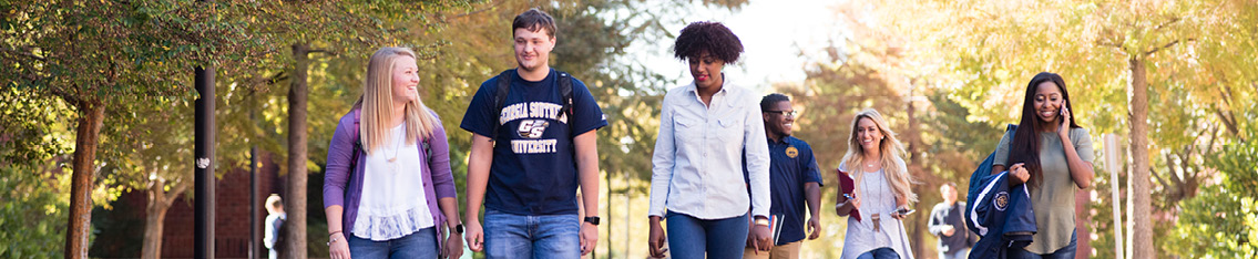 Georgia southern admission requirements
